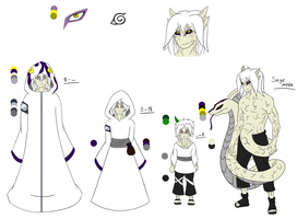 :Ref + timeline: Korin Yakushi by The-Angel-Deoden