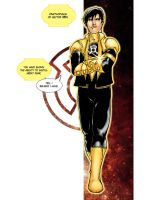 onetwopunch_sinestro corps by onetwopunch