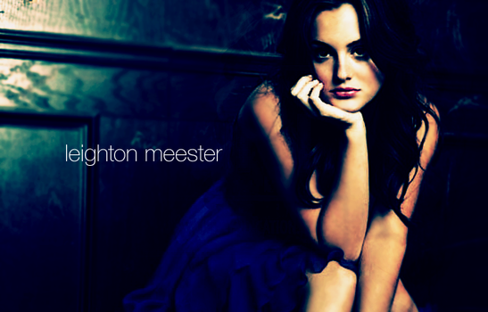 Leighton Meester by SteppingLeaves