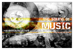 The Sound Of MUSIC by Meyra
