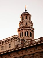 Nauvoo Temple Tower by Fratercula