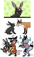 Imasugi Animals by emlan