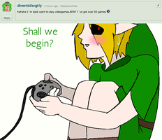 ASK JEFF THE KILLER AND BEN DROWNED: 20# by AskJeffandBendrowned