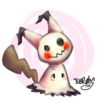 Pokemon 31 Day Art Challenge - Day 13 by TopDylan
