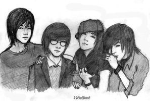 FT island by nookspassion