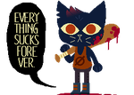 Mae (animated) by cutgut