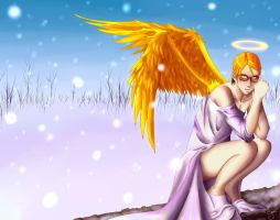 Angel!Ronald by TiBun