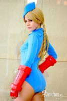 Cammy Street Fighter by Ruty-chan