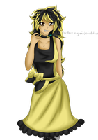 Another Art Trade by Emi-the-InuGami