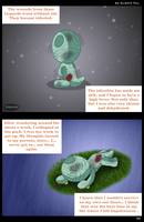 An Alien's Tail: Page 49 by Fishlover