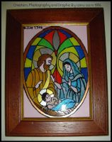 Holy Family by lamu1976