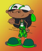 Numbuh 417 by Genosythe