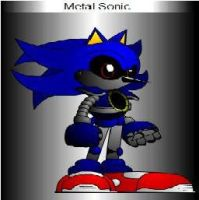 Metal Sonic by Bobo1806able