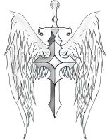 Sword Wings by archerion