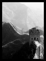 Great Wall of China IV by mercyop