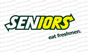 Senior Shirt Design by euphor