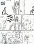 Sasuke's surprise birthday by UchihaClanRock