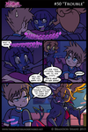 The Monster Under the Bed - 050 - Trouble by JiveGuru