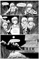 Ghost Funeral Pg 1 by llllucid