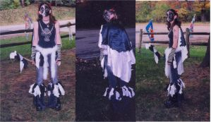 Halloween Costume 2003 by DeltaVT