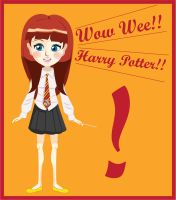Wow Wee Ginny Weasley by dgravelle