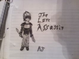 The lone assassin by Rockyll