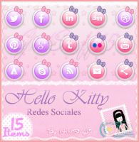 Redes Sociales (HelloKitty) by girlstuff15
