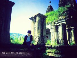 Jaejoong - You make my life complete by KNPRO