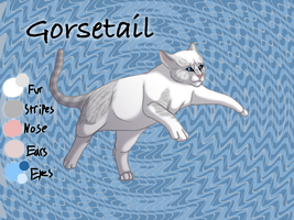 Gorsetail of WindClan - Trail of Ashes by Jayie-The-Hufflepuff
