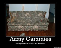 Army Cammies by comicsaaaaaans