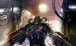 The Guardian by Pierrick
