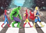 Stan Lee Road by LangleyEffect