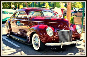 1939 Mercury Sled by StallionDesigns