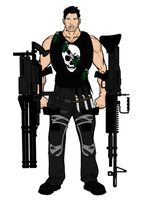 punisher by thecreater999