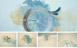 Textures - Time by So-ghislaine