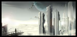 First Digital Painting Concept by GenerationGX