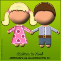 Children in Need by celticpath