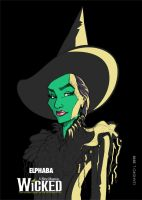 Elphaba by leandrols