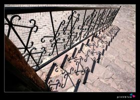 stairs by pinkblue