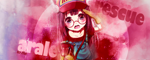 Arale to the rescue by romansalad