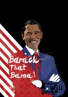Barack that bama by azzwoopin