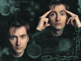 Doctor Wallpaper 1 by Zwiebelbaguette