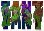 overview tmnt colour by enolianslave