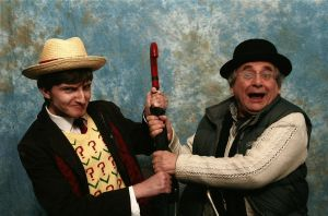 Sylvester McCoy by MBaca42