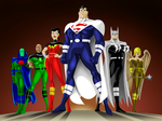 Justice Lords by Cyrano17
