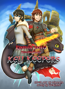 Commission - Key Keepers Cover by MiaMaha