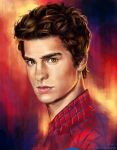 Spiderman by astrofawn