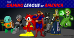 The Gaming League of America by AshleyWharfe