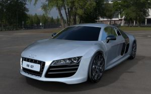audi r8 by 590extreme