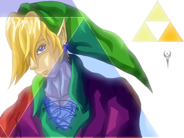 Link by Arenthor